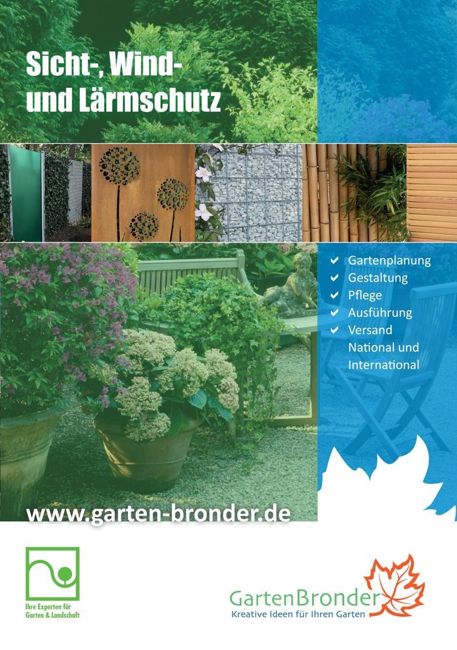 Blätterkatalog Webregal Garten, Sichtschutz garten
