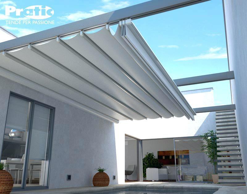 Awnings by sunair retractable deck screens window