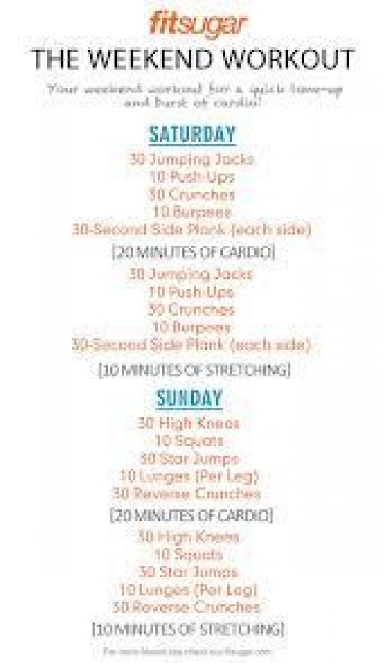 Victoria Secret Workout Plan : victoria, secret, workout