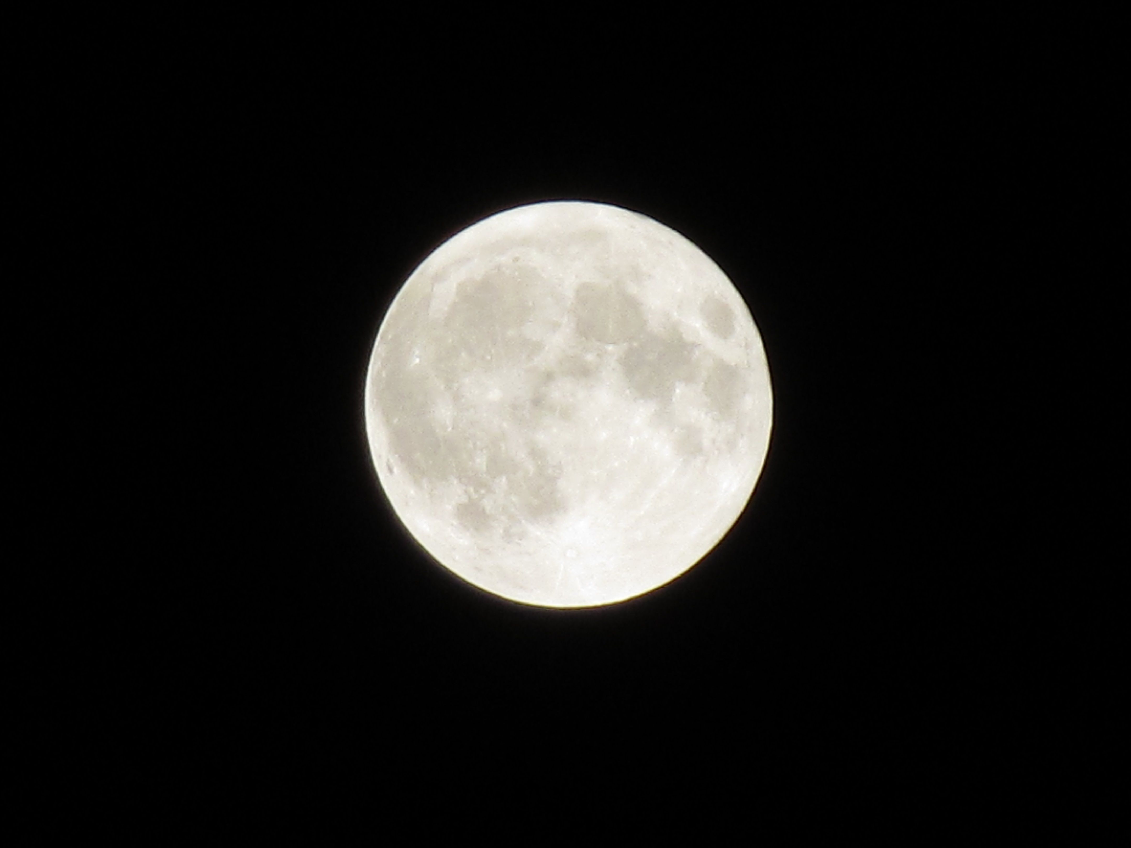 The Super Moon, May 5th, 2012