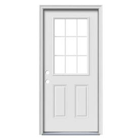 32 X 80 Exterior Door At Lowes Com Search Results Entry Doors Reliabilt Modern Entry Door