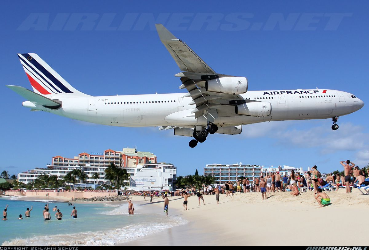 Airbus A340313X aircraft picture