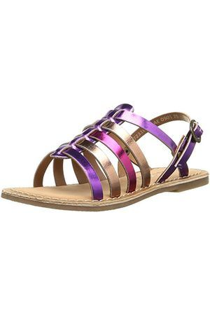 fille-sandales-kickers-dixmillion-sandales-fille-fuchsia-31-