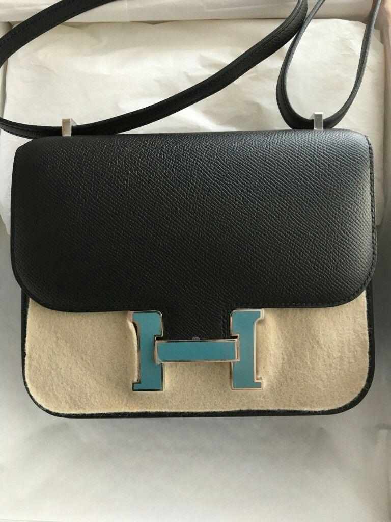 Hermes Constance Bag 18