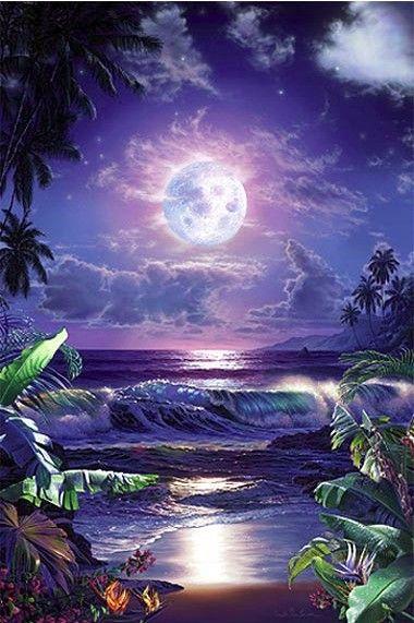 Rassen Fantasy Art Landscapes Beautiful Fantasy Art Ocean Art