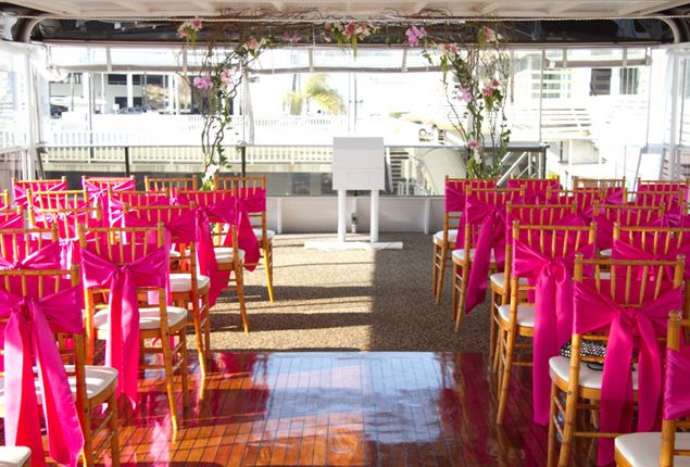 Intimate Cruise Ship Weddings