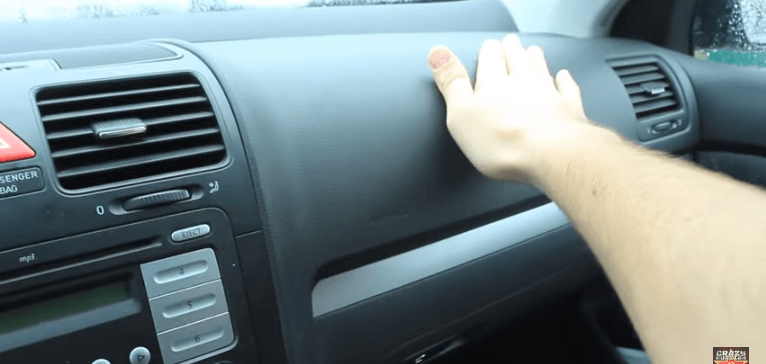 Most Effective Chemical Free Way To Clean Your Car Dashboard Diy Car Cleaning Car Dashboard Cleaner Clean Your Car