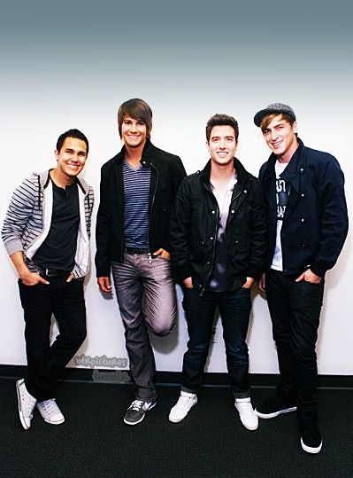 Big Time Rush Big Time : Angel, Maslow, Rush,, Time,, Carlos
