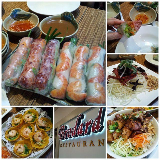 Brodard Vietnamese Garden Grove Ca Food La Food Eat