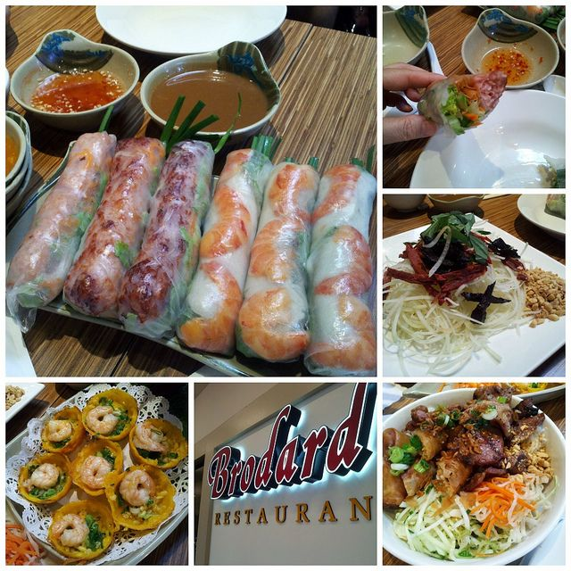 Brodard Vietnamese: Garden Grove, CA