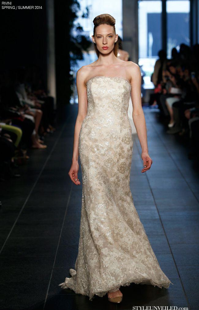 Rivini By Rita Vinieris Wedding Spring/Summer 2014 - Amalfi | Bridal ...