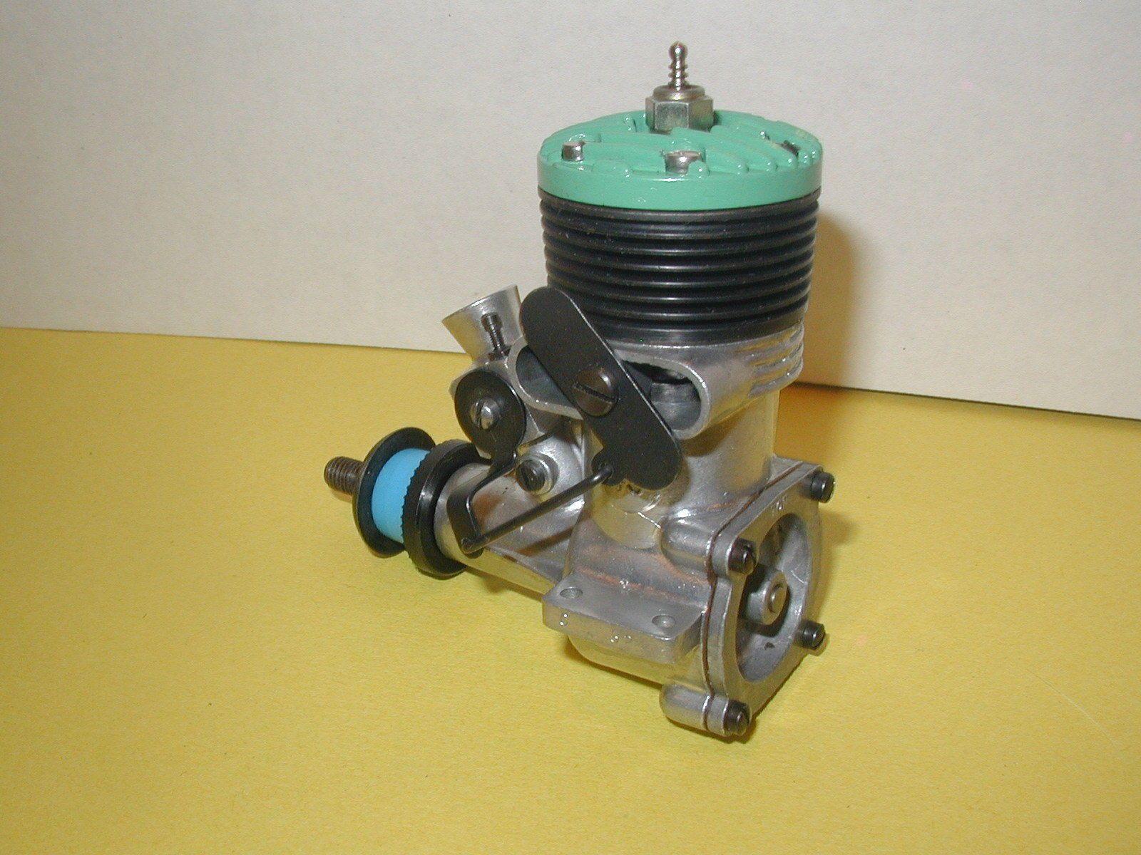 Kb Green Head Torpedo 45 R C Model Airplane Engine Ebay Ford Tractor 3600 Wiring Harness K B