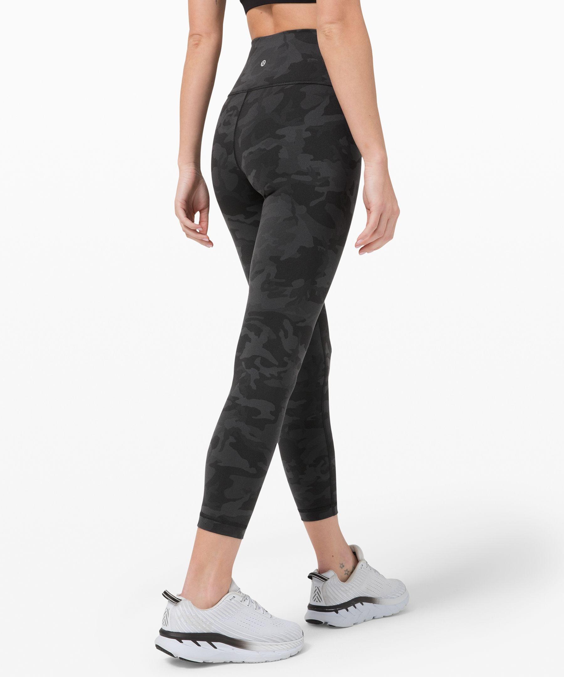 Wunder Under High Rise Tight 25 Full On Luon Women S Pants Lululemon In 2020 Pants For Women Lululemon Women High Rise Leggings