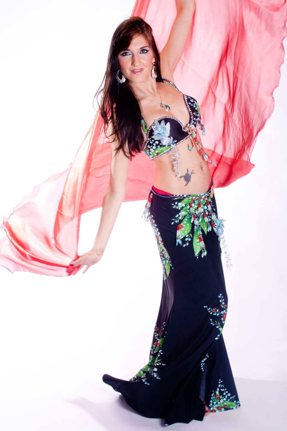 Belly dance cabaret costume - True Elegance | My style ...