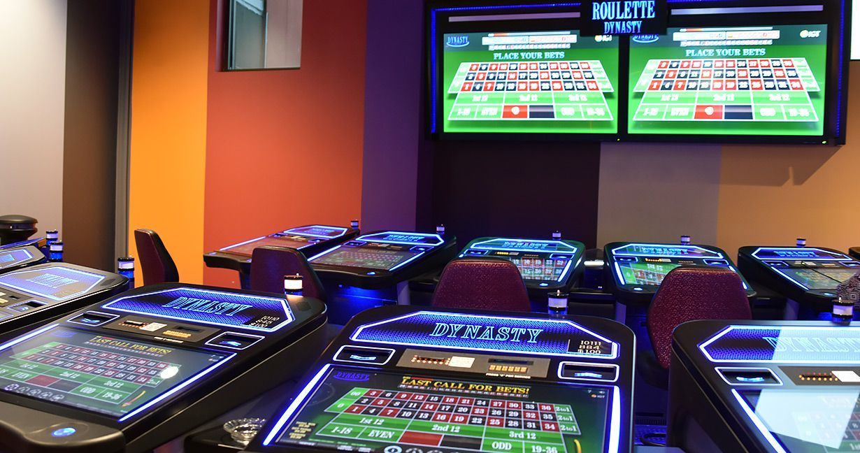IGT deploys Dynasty ETG and Auto Roulette at Harrah's