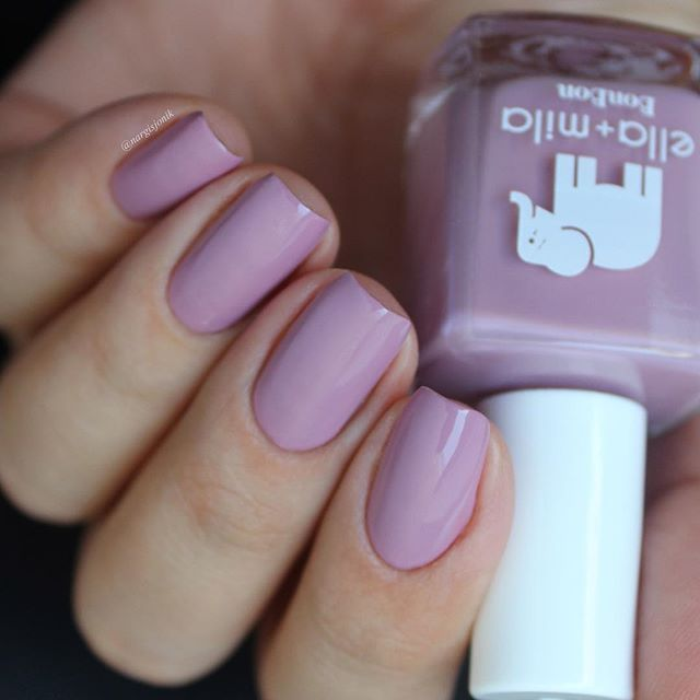 Ella+Mila Dulce Amor | Beauty tips | Pinterest | Esmalte