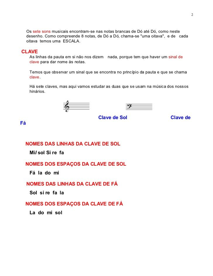 Apostila Teoria Musical Teoria Musical Musical Educacao Musical