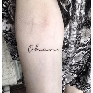 tattoo ohana - Pesquisa Google