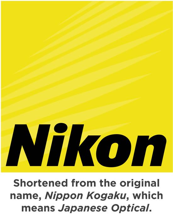 How Nikon Got Its Name Nikon Rumors Nikon Nikon Logo How To Get