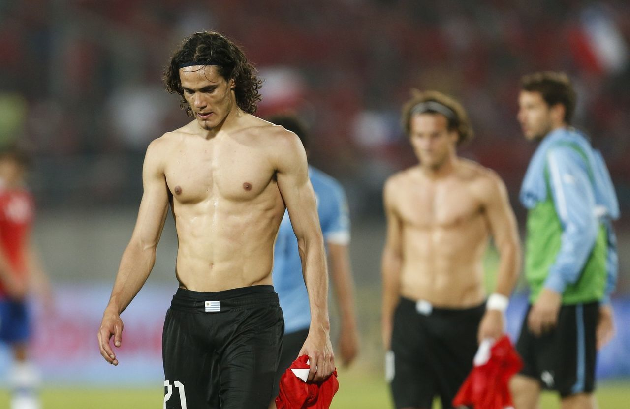 Edinson Cavani Soccer Players Sports Wrestling
