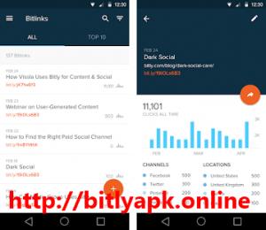Bitly Apk latest version 1 4 7 Fee Download | https