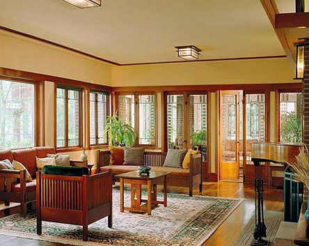 Woodwork Amp Finishes For The Craftsman Home Craftsman