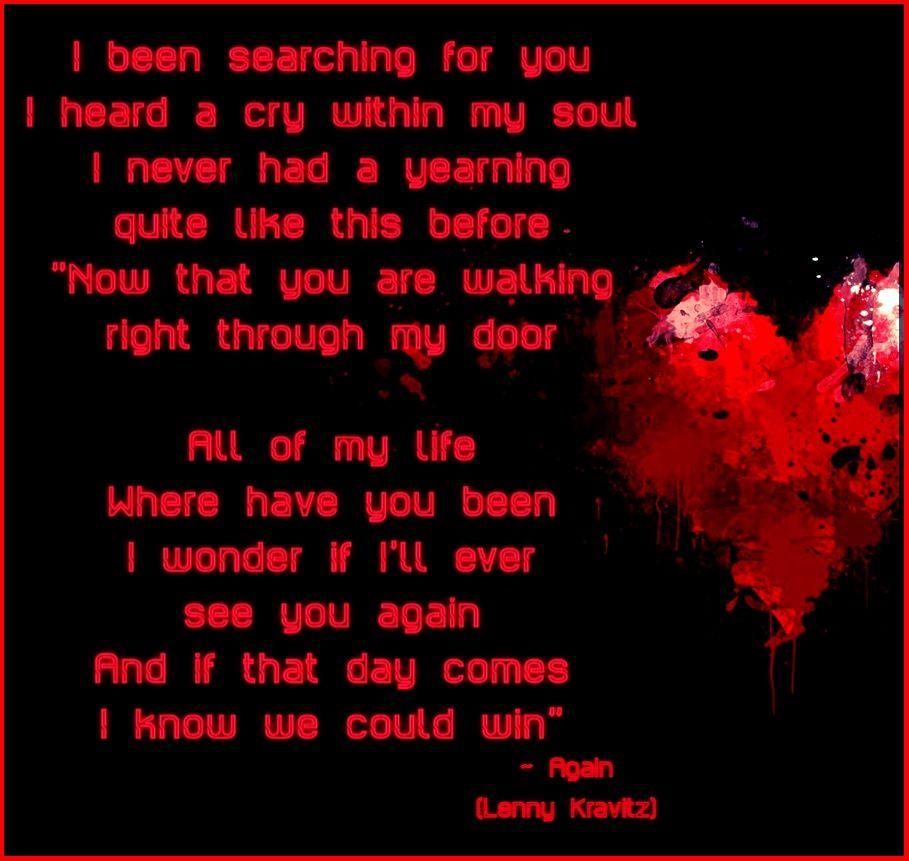 Again Lenny Kravitz With Images Lenny Kravitz Music Lyrics
