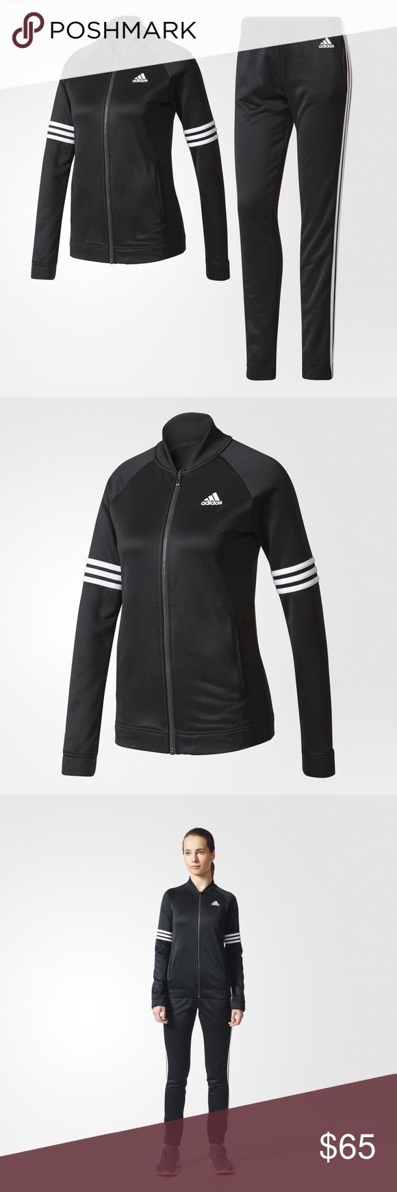 d4d72167495 Coming Soon NWT Adidas Black Cozy Track Suit Set Coming Soon NWT Adidas  Cozy Track Suit
