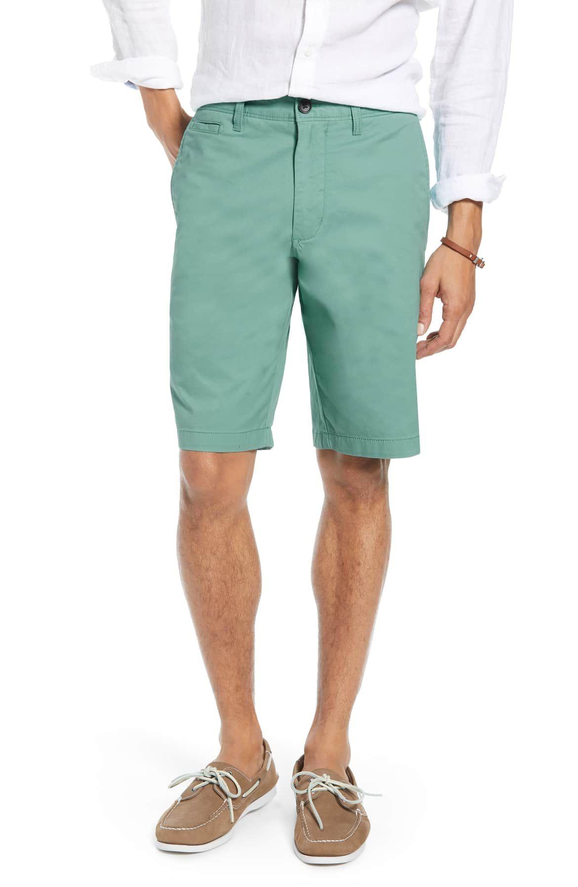 9845b2993c 1901 Ballard Slim Fit Stretch Chino 11-Inch Shorts | Clothes in 2019 ...