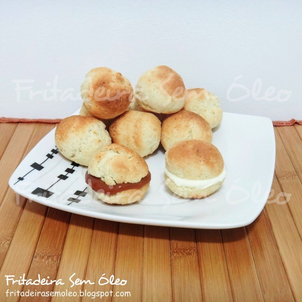 Photo of Scones na AirFryer
