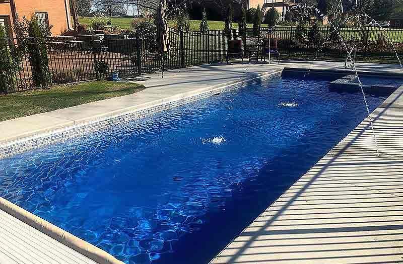 Leisure Pools : Ultimate 40 SPA Combo Pool Model | Leisure ...