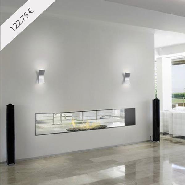 BEND Aplique LED moderno de interior diseñado por Leds C4 - lampe für wohnzimmer