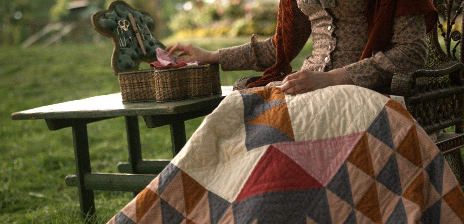 The Quilts Of Alias Grace Identification And Tutorial