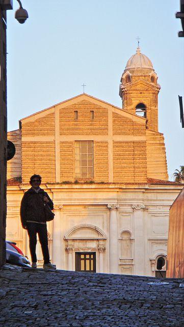 Ancona, Marche, Italy - Piazza del Papa by Gianni Del Bufalo #destinazionemarche #marche #ancona