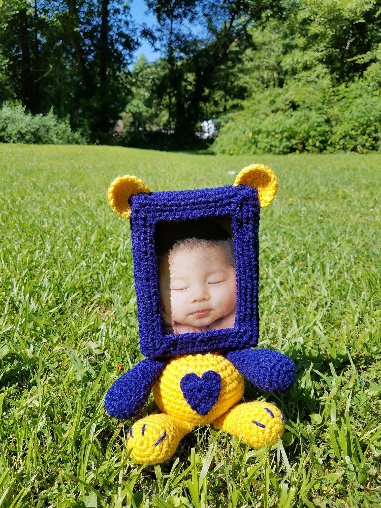 Teddy Bear Framegurumi   Pinterest