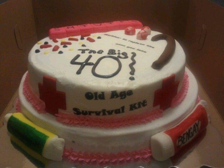 Birthday Cake Baking Kit