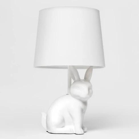Bunny Table Lamp Pillowfort Target Bunny Lamp Table Lamp Lamp