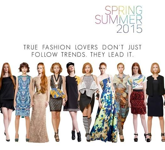 True #fashion lovers don't just follow trends, they lead it.