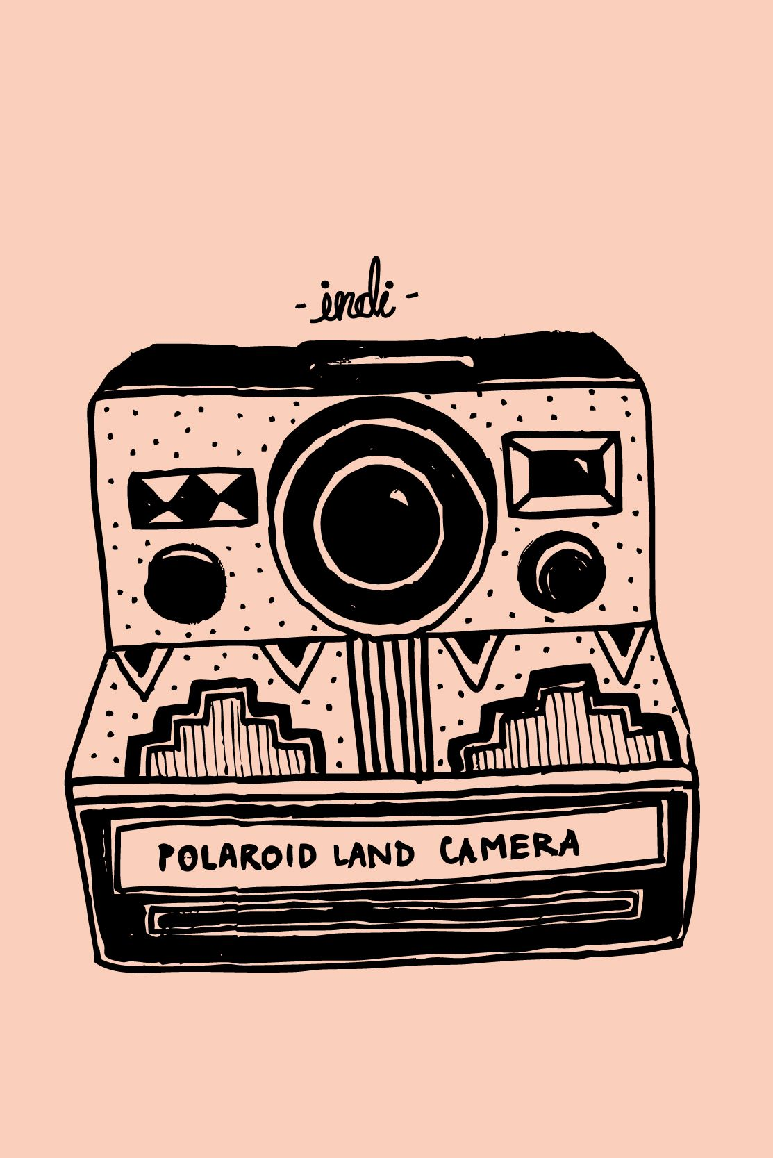 Vintage Cameras Wallpapers For Iphone Or Ipod On Behance Camera Wallpaper Cute Wallpaper For Phone Vintage Cameras