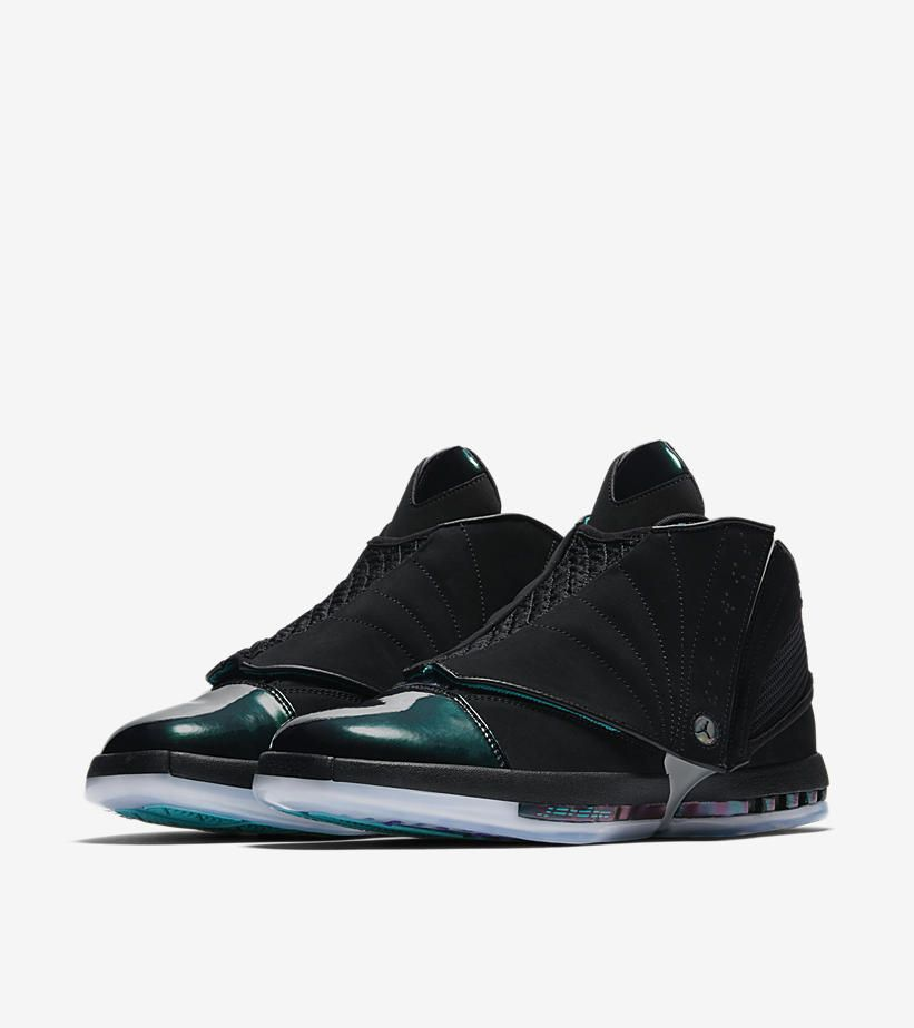 Air Jordan XVI (16) Retro 'Boardroom' -Release Date: Friday,