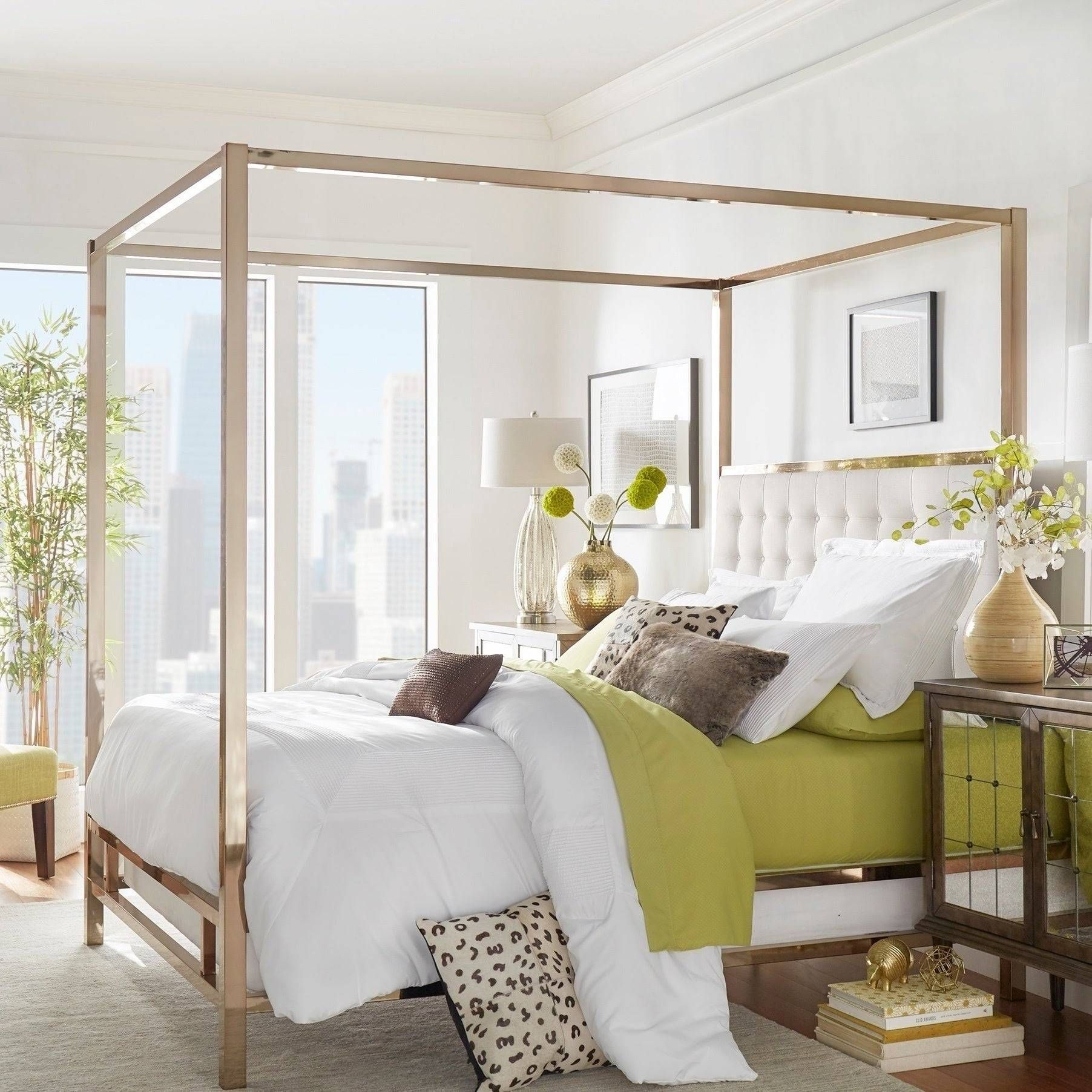 - Bedroom Design 2020 In 2020 Metal Canopy Bed, Canopy Bed Frame