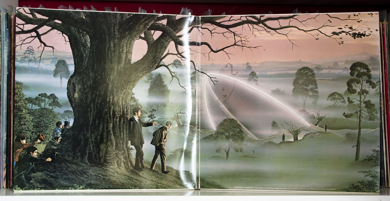 Jef Wayne S War Of The Worlds 1978 War Of The Worlds World Art Sci Fi Art