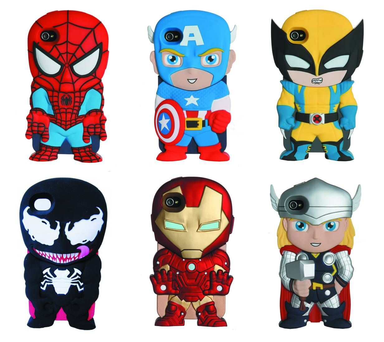 best sneakers 3ecc3 86893 marvel chara-covers | marvel chara covers iphone 4 4s 12pc case asst ...