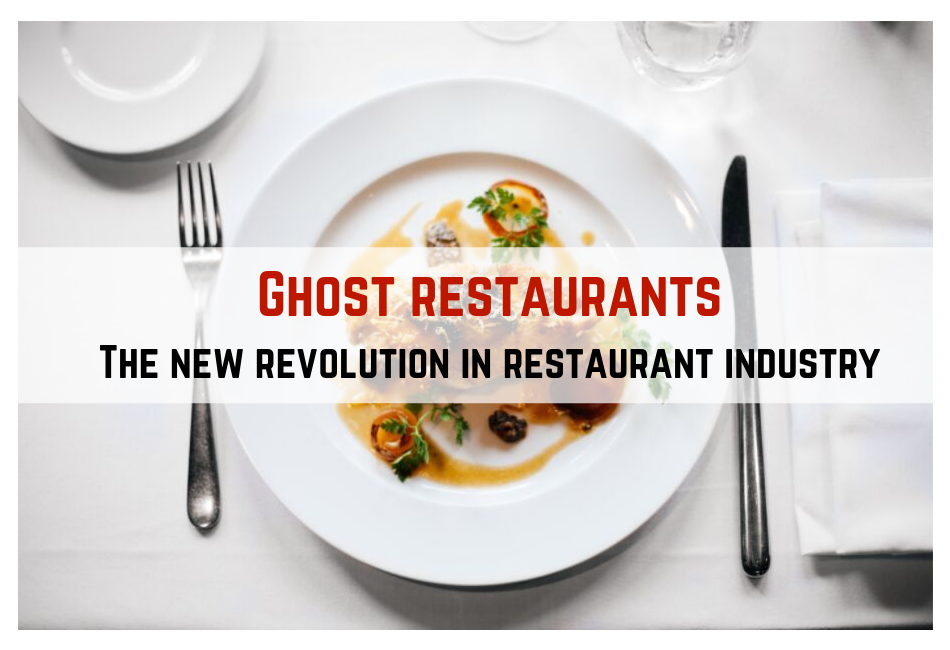 Ghost Restaurants in 2020 (With images) Food, A food