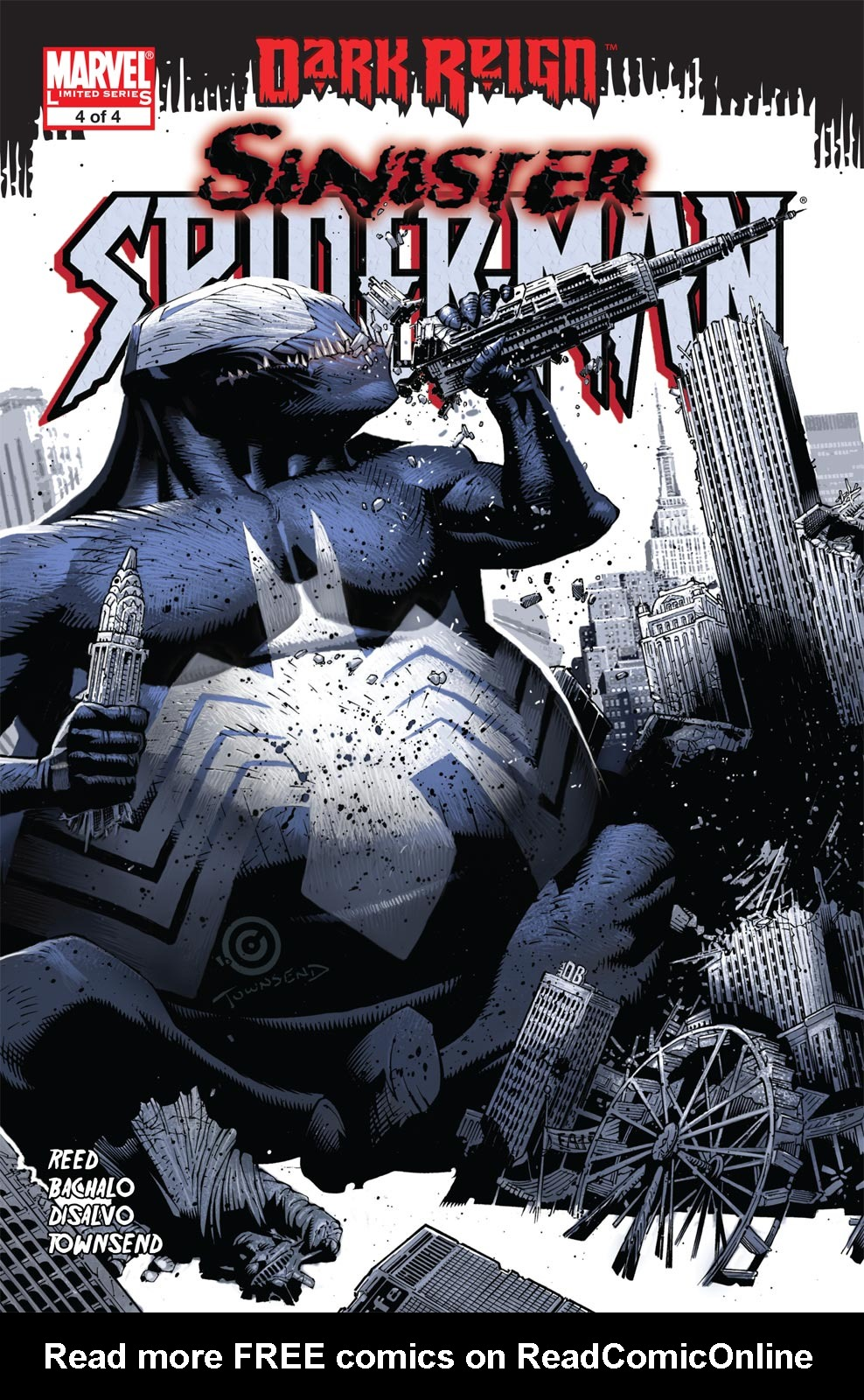 Dark Reign The Sinister Spider Man Issue 4 Read Dark Reign The Sinister Spider Man Issue 4 Comic Online In High Quality Comics Free Comics Comics Online