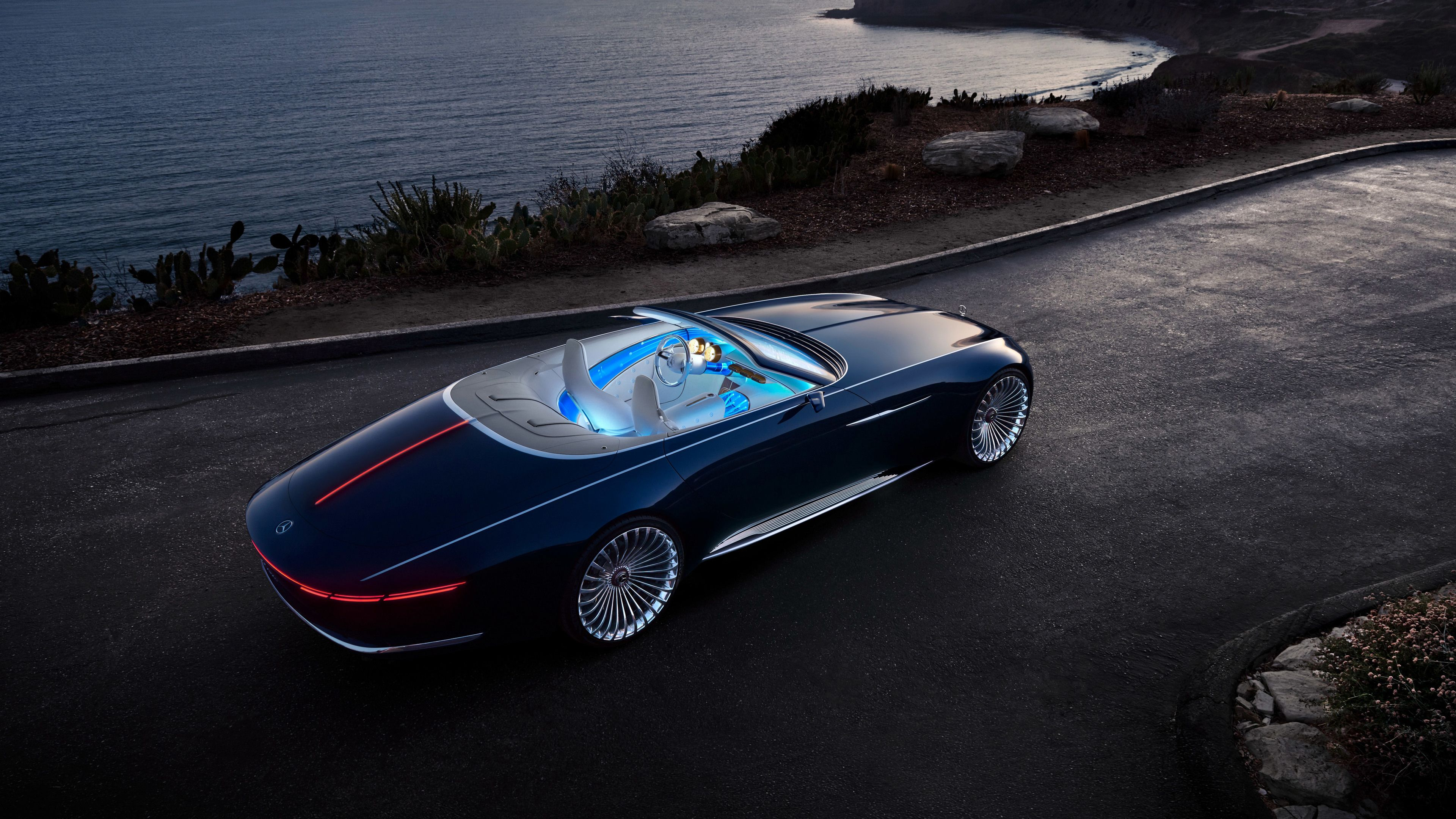 Mercedes Maybach 6 Cabriolet mercedes wallpapers, mercedes maybach wallpapers, h…