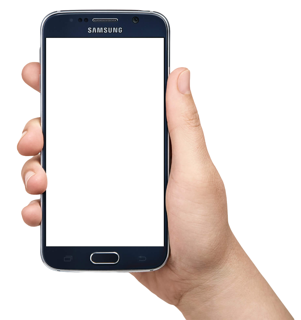 Holding Phone Screen Mockup Google Search Smartphone Projector Phone Iphone