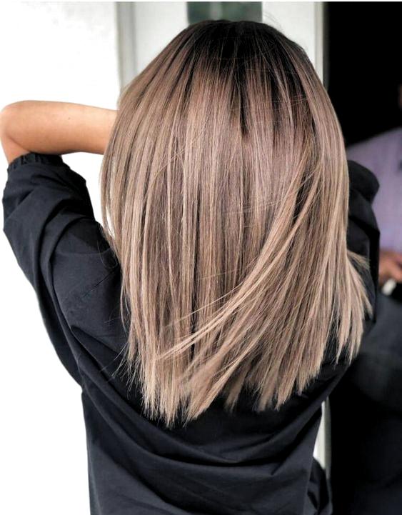 frisyrer mörkt hår