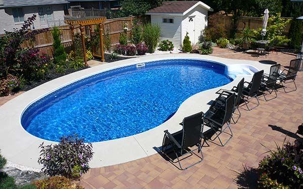 Aqua Pools, Patios & Spas #BackyardLookbooks   poolspas.ca