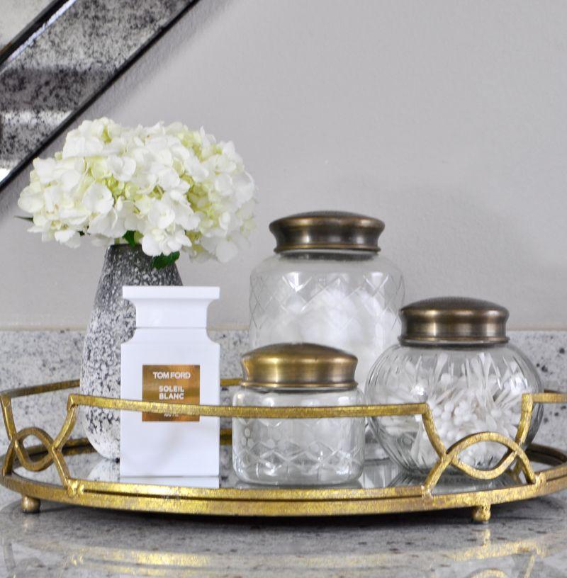 Photo of Master Bath Accessory Upgrade – Decor Gold Designs